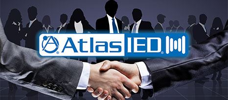 AtlasIED Strengthens US Independent Rep Network