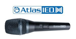 AtlasIED Adds Microphone Options to its Product Offering