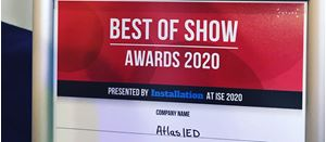 AtlasIED IPX Family of Endpoints Wins ISE 2020 Best of Show Award from Installation magazine
