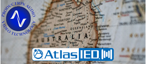 AtlasIED Now Stocking Products in Australia and New Zealand