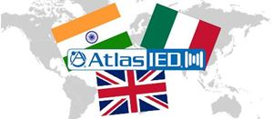 AtlasIED Expands International Presence with Addition of Three New Distributors